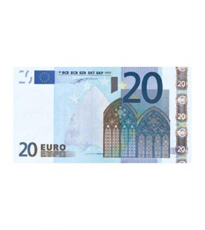Warengutschein im Wert von 20 EURO