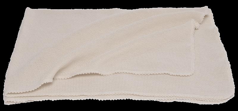 Reiff-Strick Babydecke, Wickeltuch aus 100% Bouretteseide für Babys und Kinder