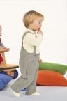 Disana Walk-Hose aus 100% Merino-Schurwolle (kbT) für Kinder
