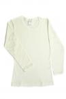 Hocosa Kinder-Langarmshirt,  aus 50% Baumwolle (kbA.) / 50% Seide