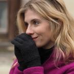 Reiff-Strick Fingerhandschuhe aus 100% Merino-Schurwolle (kbT)