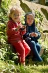 Engel-Natur Nabelbundhose, Frottee aus 100% Schurwolle (kbT)