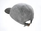 Disana Basball-Mütze KIM aus 90% Schurwolle (KbT.), 10% Baumwolle (KbA.)