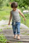 Engel-Natur Kinder-Achselhemd, uni aus 70% Schurwolle (kbT) /30% Seide