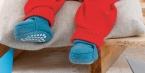 Disana Walk-Babyschuhe aus 100% Merino-Schurwolle (kbT)