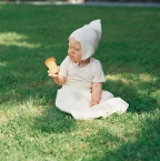 Engel-Natur Baby-Body, kurz-Arm aus 100% Baumwolle (kbA)